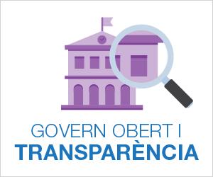 Govern obert i transparencia