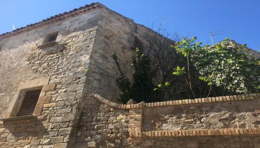 Compra de la casa de Cal Miró amb la col·laboració de la Diputació de Lleida